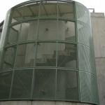 楕円の外階段_1